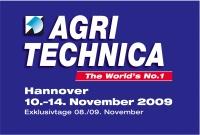 AGRITECHNICA 2009