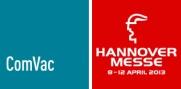 HANNOVER MESSE-ComVac 2013