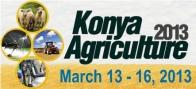 KONYA AGRICULTURE 2013