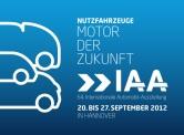 IAA Nutzfahrzeuge 2012