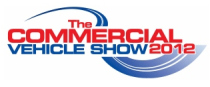 The COMMERCIAL VEHICLE SHOW 2012