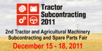 TRACTOR SUBCONTRACTING 2011